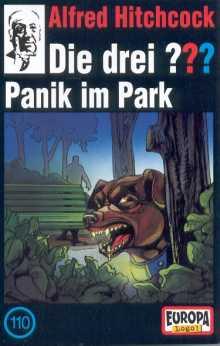 MC Die drei ??? 110 Panik im Park