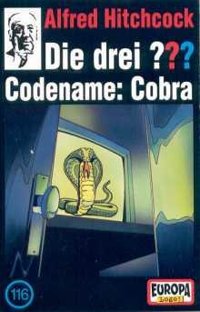 MC Die drei ??? 116 Codename: Cobra
