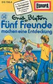 MC Europa Fünf Freunde 014 machen eine Entdeckung