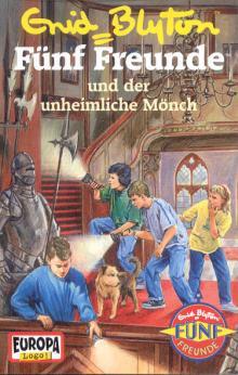 MC Fünf Freunde 043 und der unheimliche Mönch