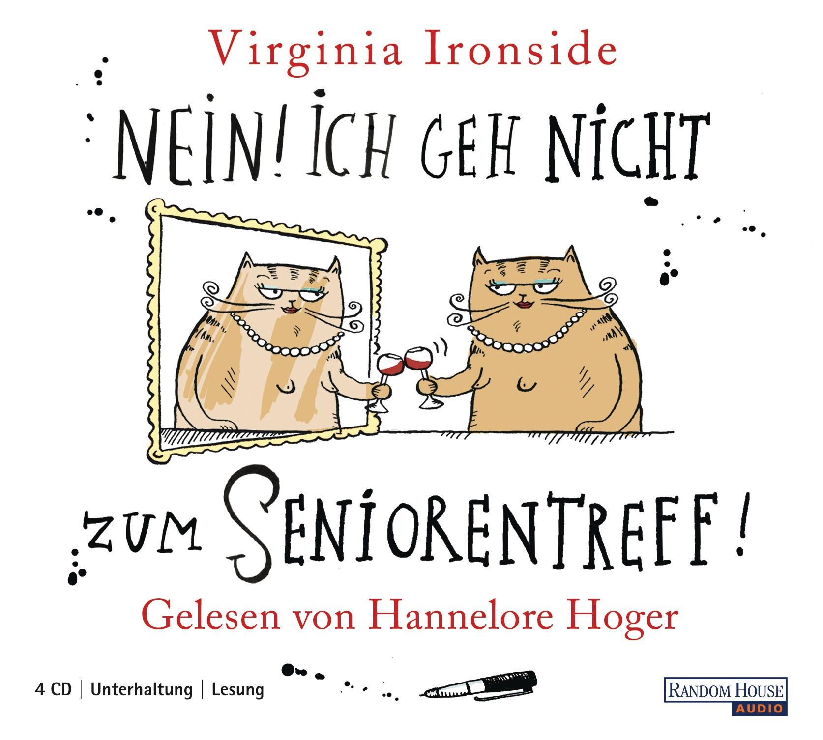 Virginia Ironside - Nein! Ich geh nicht zum Seniorentreff!