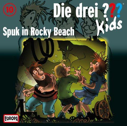 Die drei ??? Kids Folge 10: Spuk in Rocky Beach