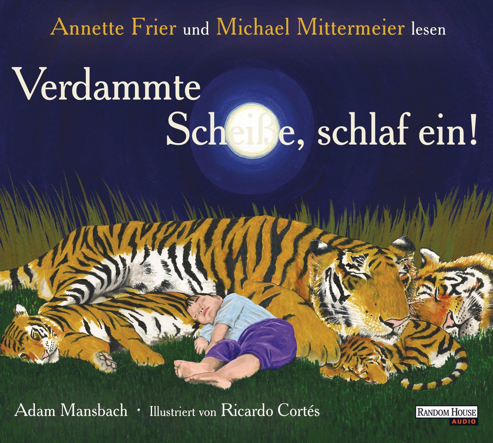 Adam Mansbach - Verdammte Scheiße, schlaf ein!