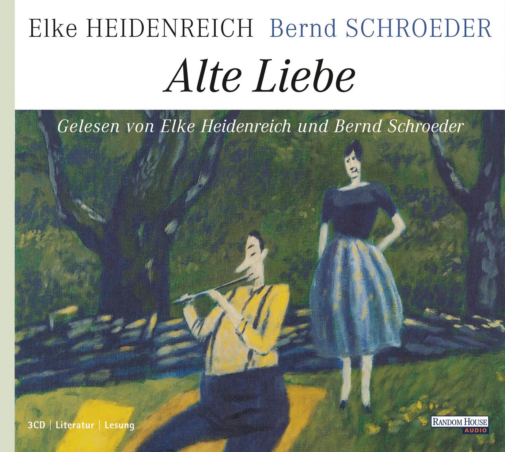 Elke Heidenreich und Bernd Schroeder - Alte Liebe