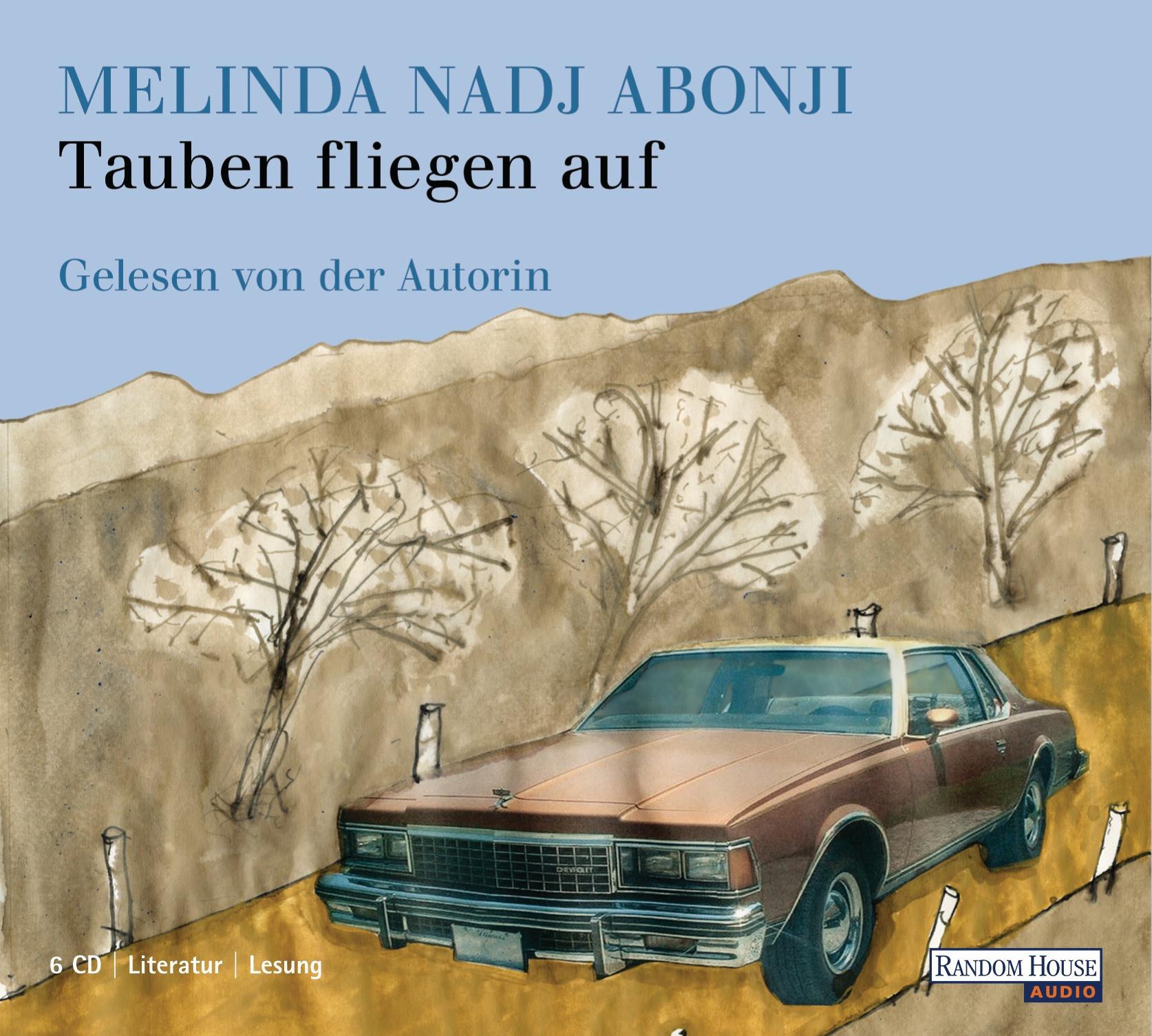 Melinda Nadj Abonji - Tauben fliegen auf