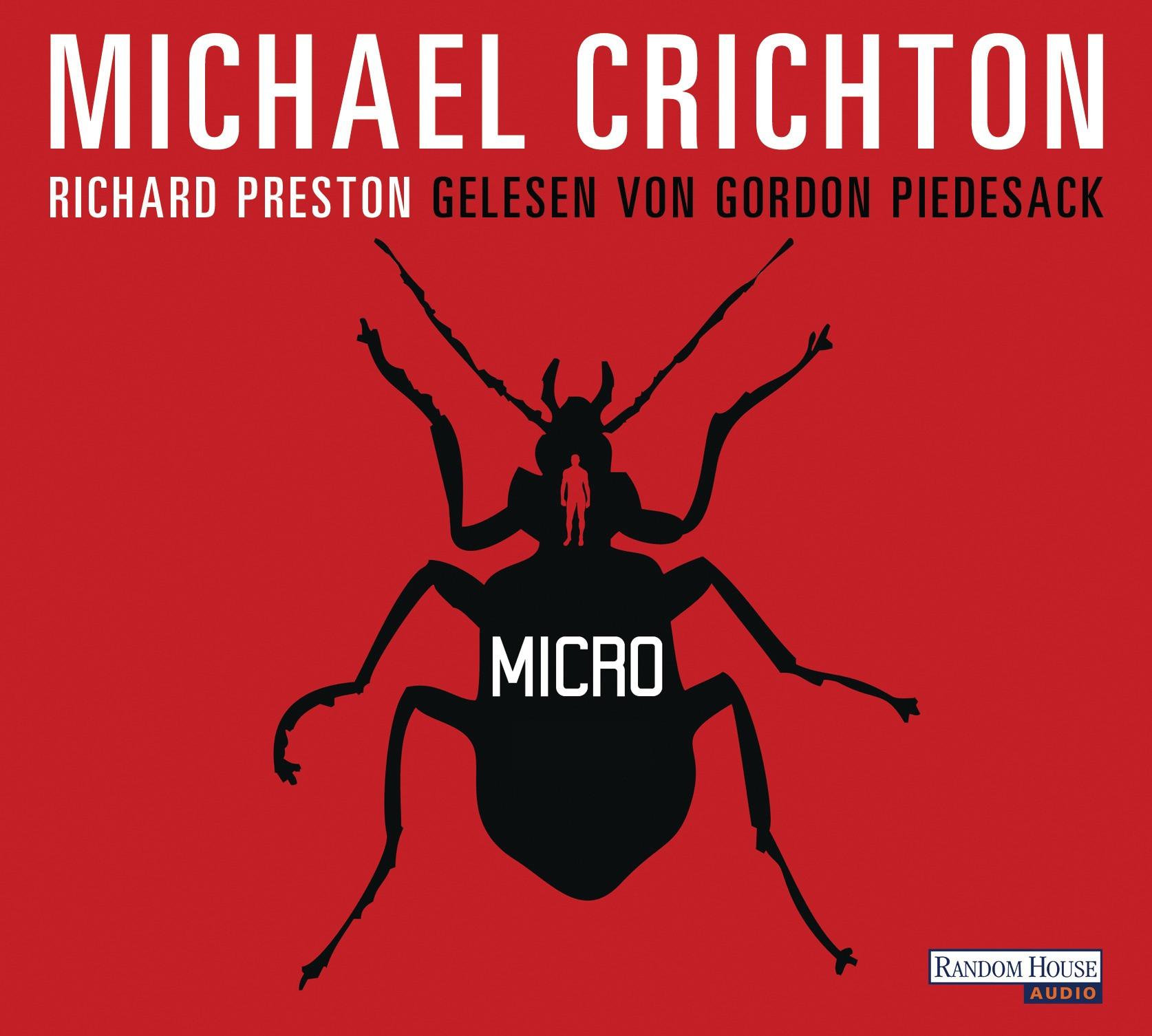 Michael Crichton - Micro