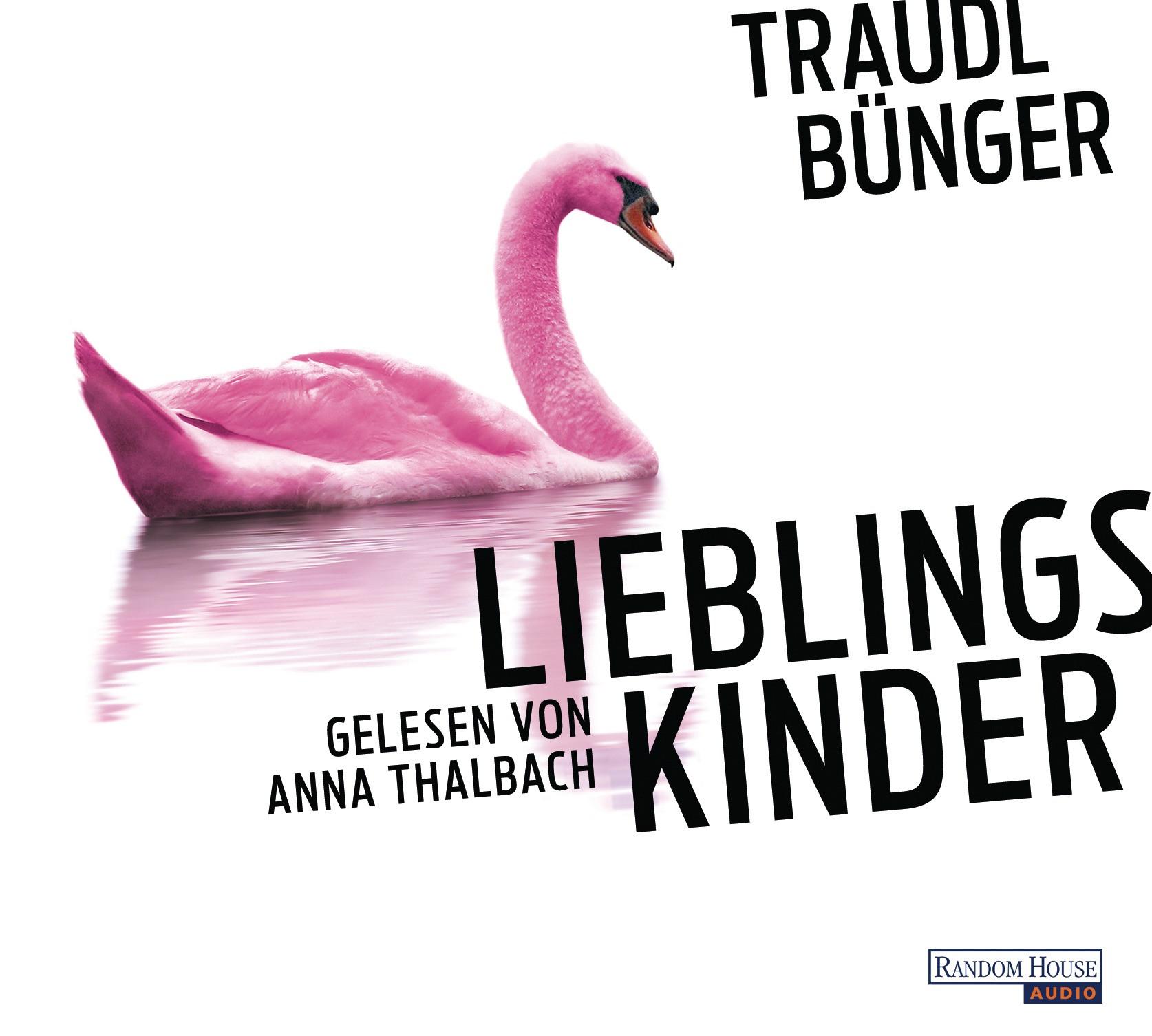 Traudl Bünger - Lieblingskinder