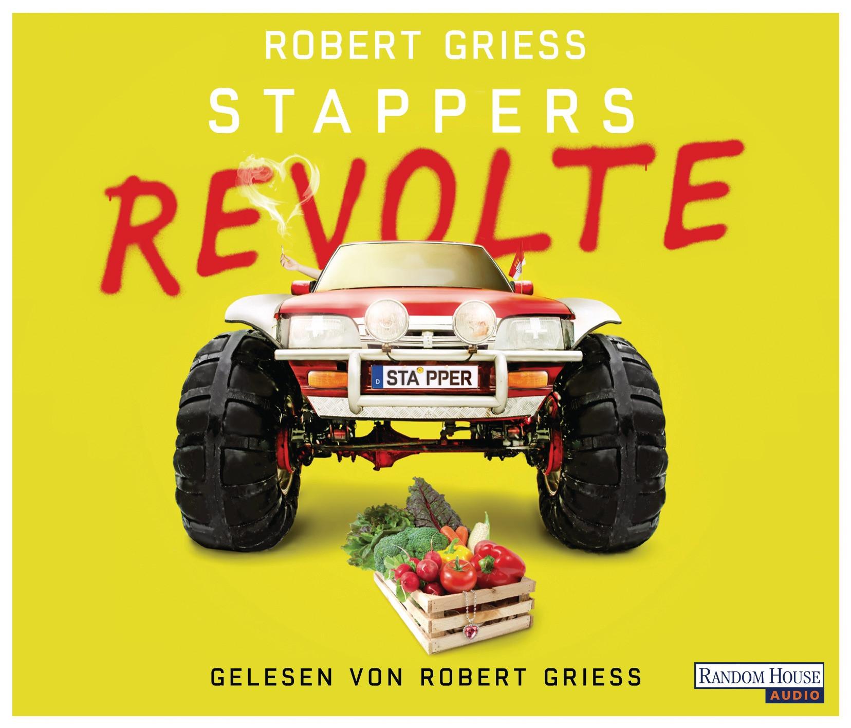 Robert Griess - Stappers Revolte