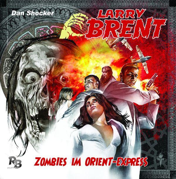 Larry Brent - Folge 02: Zombies im Orient-Express (Teil 2/2)