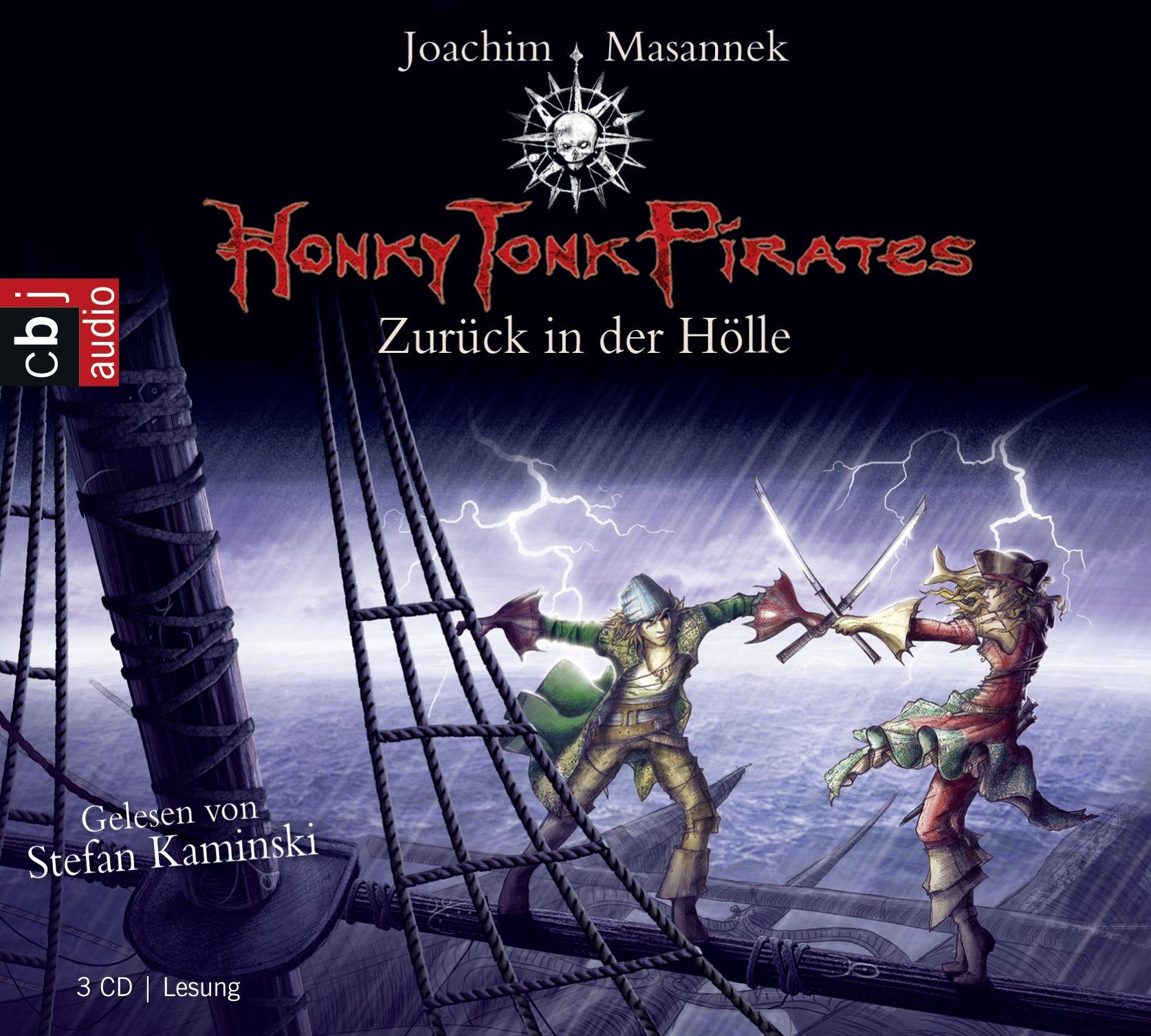 Honky Tonk Pirates - Band 03: Zurück in der Hölle
