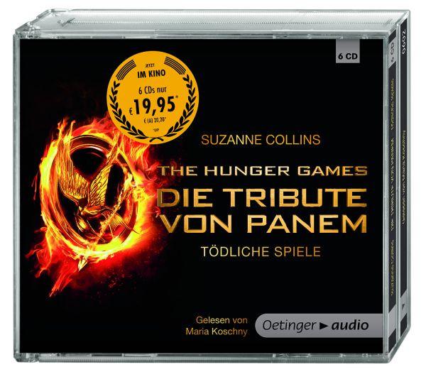Die Tribute von Panem - Band 1: Tödliche Spiele (Sonderausgabe)