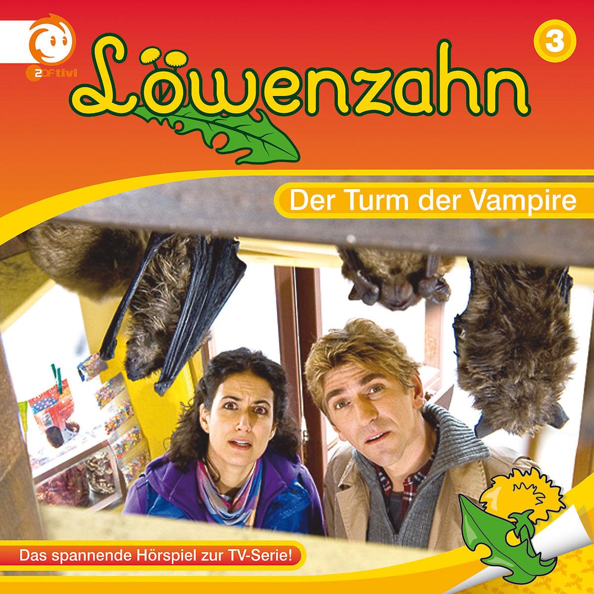 Löwenzahn 03: Der Turm der Vampire