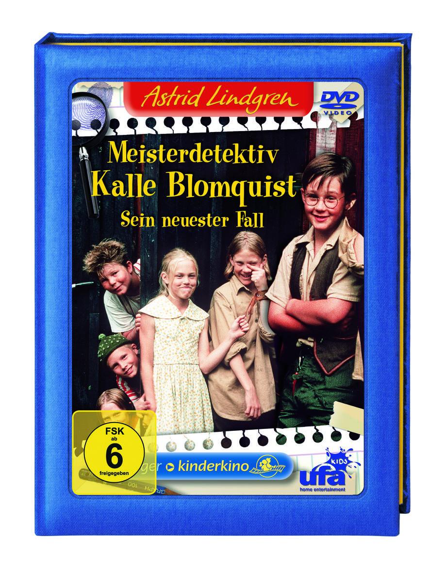 Meisterdetektiv Kalle Blomquist. Sein neuester Fall