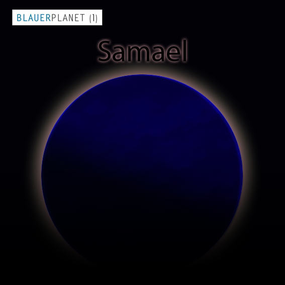 Blauer Planet 01 Samael  + Redux Version