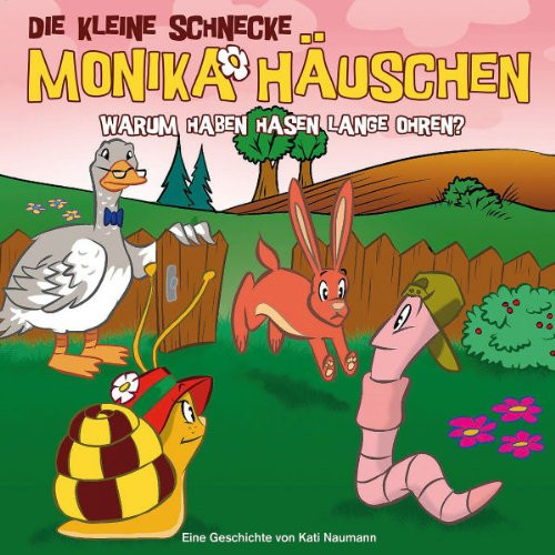 Monika Häuschen - 23: Warum haben Hasen lange Ohren?