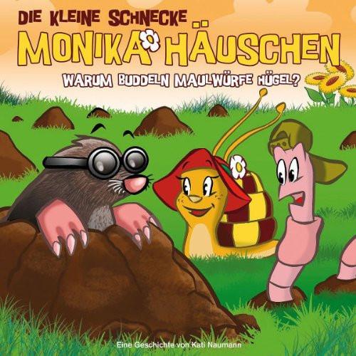 Monika Häuschen - 22: Warum buddeln Maulwürfe Hügel?