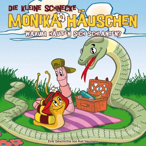 Monika Häuschen - 18: Warum häuten sich Schlangen?
