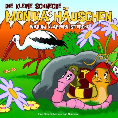 Monika Häuschen - 16: Warum klappern Störche?