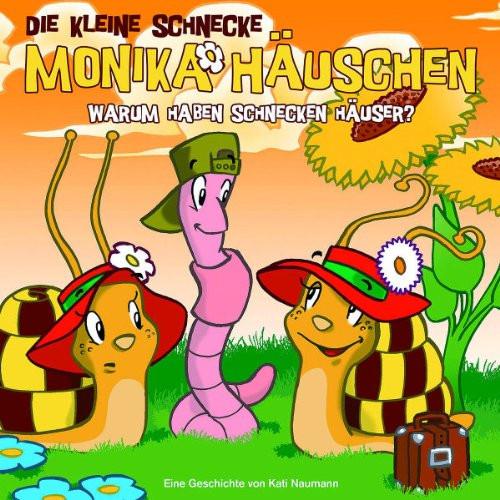 Monika Häuschen - 15: Warum haben Schnecken Häuser?