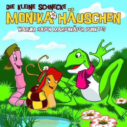 Monika Häuschen - 05: Warum haben Marienkäfer Punkte?