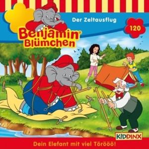 Benjamin Blümchen Folge 120 Der Zeltausflug