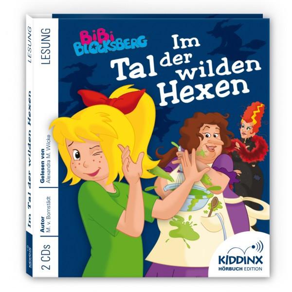 Bibi Blocksberg Hörbuch: Im Tal der wilden Hexen