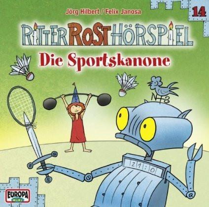 Ritter Rost 14 Die Sportskanone