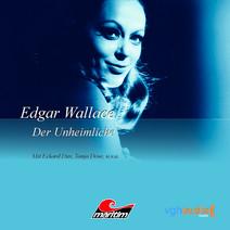 Edgar Wallace (Editionsausgabe) - 3 - Der Unheimliche