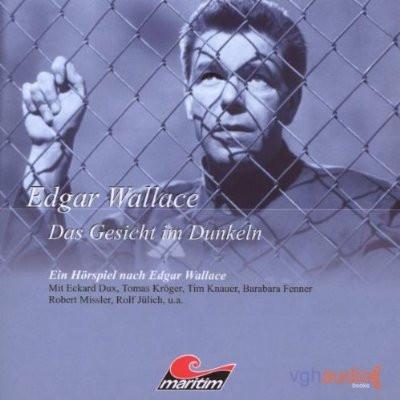Edgar Wallace (Editionsausgabe) - 1 - Das Gesicht im Dunkeln