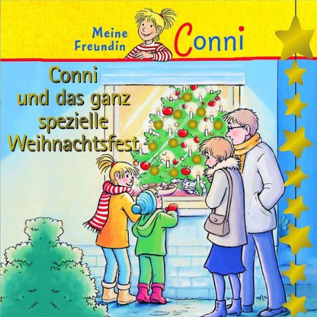 Conni - 23 - Conni und das ganz spezielle Weihnachtsfest