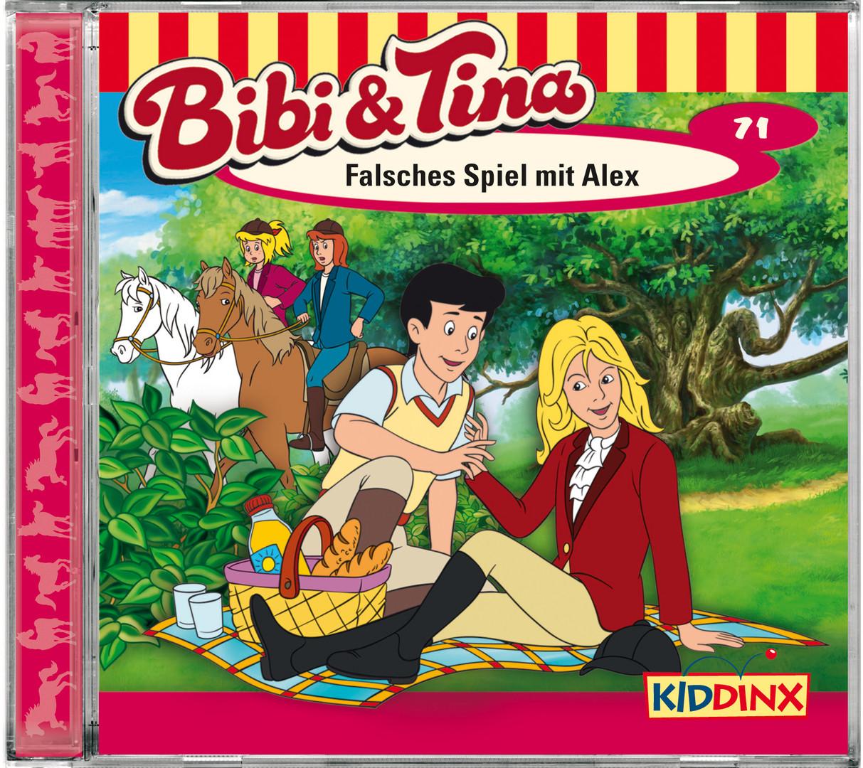 Bibi und Tina - 71 - Falsches Spiel mit Alex
