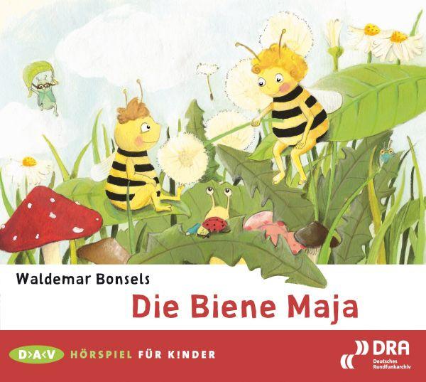 Die Biene Maja - Hörspiel (Der Audio Verlag)