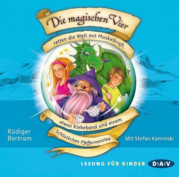 Rüdiger Bertram - Die magischen Vier - Teil 3