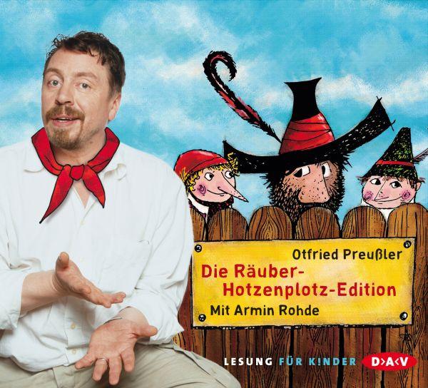 Otfried Preußler - Die Räuber-Hotzenplotz-Edition