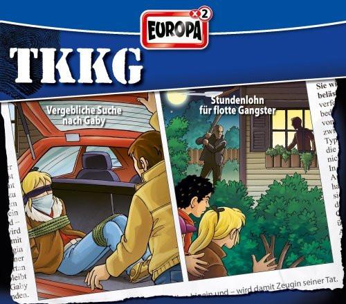 TKKG 2er CD-Box: Folge 124 + 131