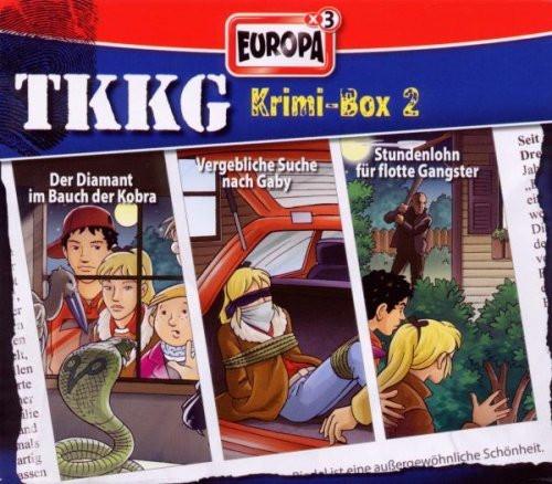 TKKG Krimi-Box 2