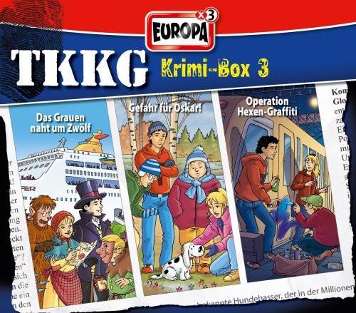 TKKG Krimi-Box 3
