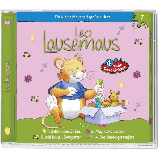 Leo Lausemaus - Folge 07: Geht in den Zirkus