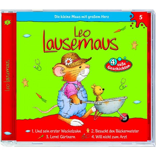 Leo Lausemaus - Folge 05: Und sein erster Wackelzahn