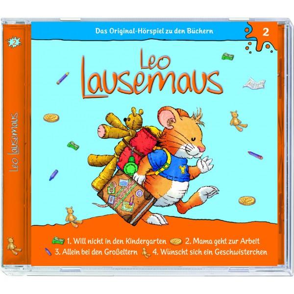 Leo Lausemaus - Folge 02: Will nicht in den Kindergarten