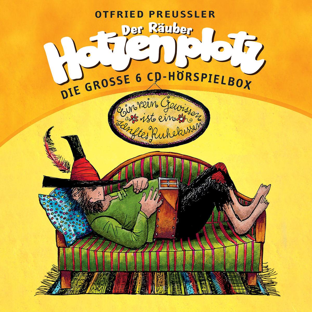 Der Räuber Hotzenplotz - Die große 6 CD-Hörspielbox