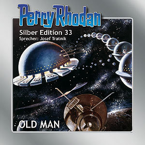 Perry Rhodan Silber Edition Nr. 33 Old Man