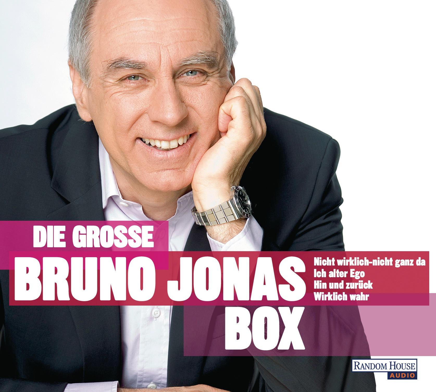 Bruno Jonas - Die große Bruno Jonas Box