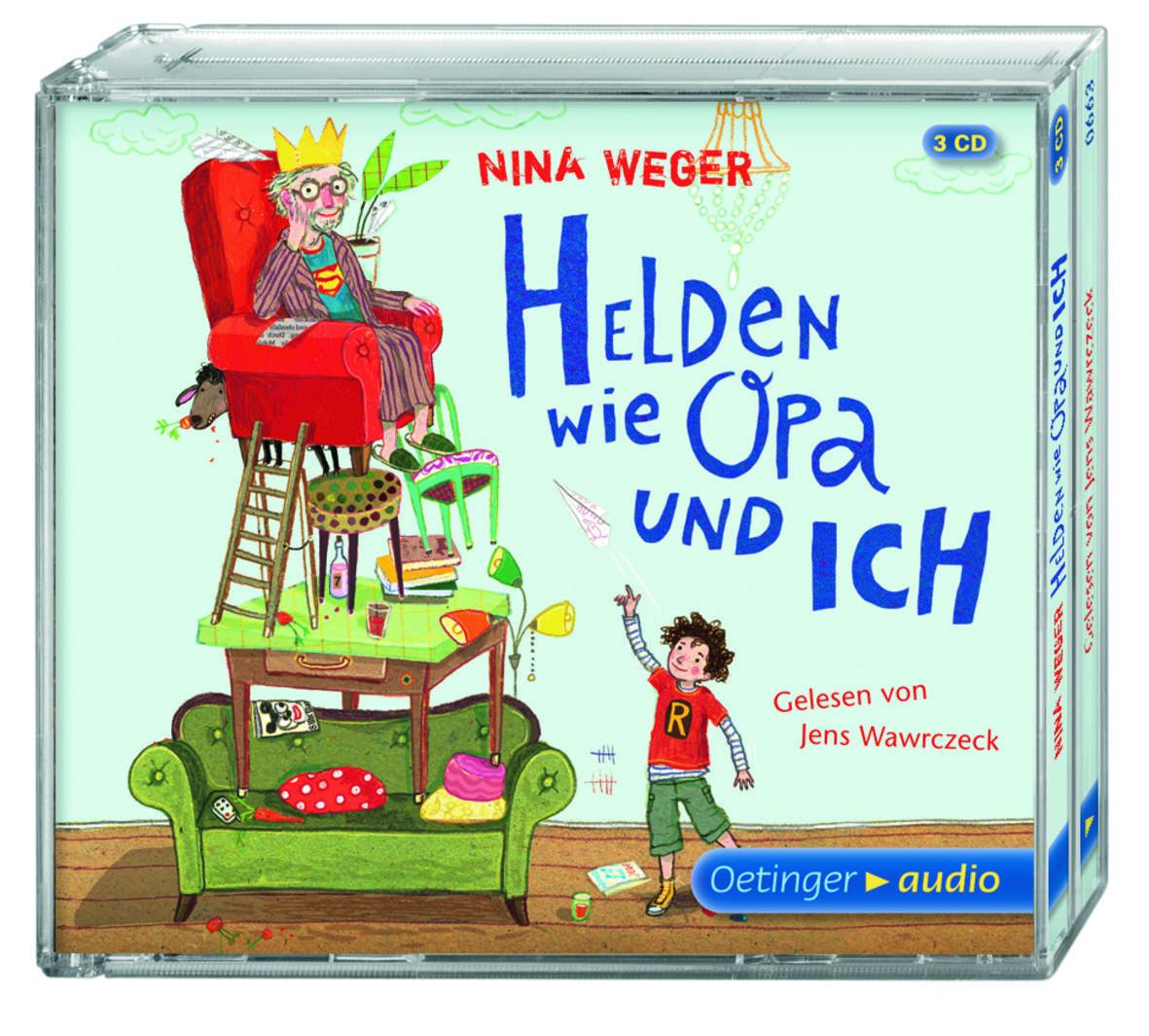 Nina Rosa Weger - Helden wie Opa und ich