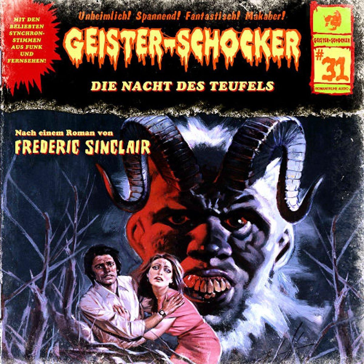 Geister-Schocker 31 Die Nacht des Teufels