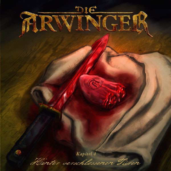 Die Arwinger - Kapitel 4: Hinter verschlossenen Türen