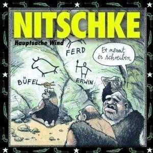 Wolfgang Nitschke: Hauptsache Wind
