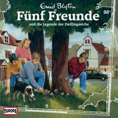 Fünf Freunde Folge 98 ...und die Legende der Zwillingseiche