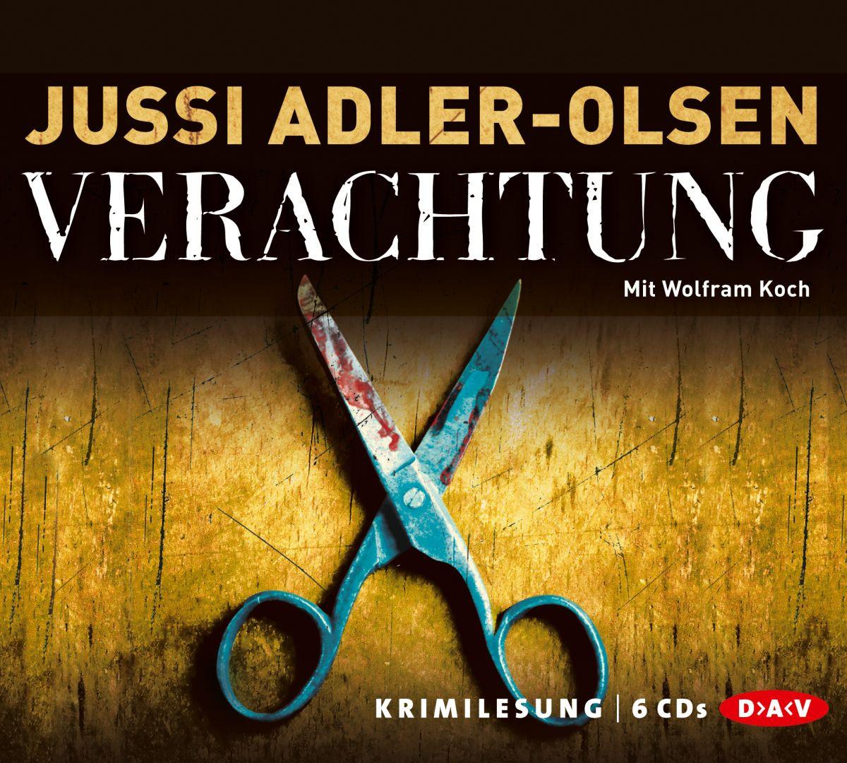 Jussi Adler-Olsen - Verachtung