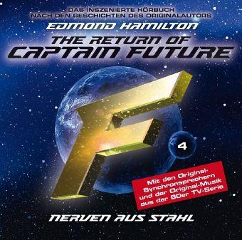 Captain Future 04 - Nerven aus Stahl